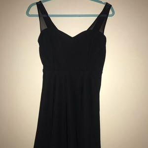 Forever 21 Black Skater Girl Dress